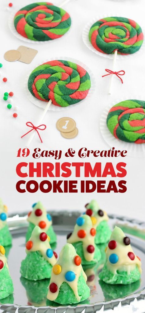 19 Creative Christmas Cookie Ideas That Are Actually Easy Yummy