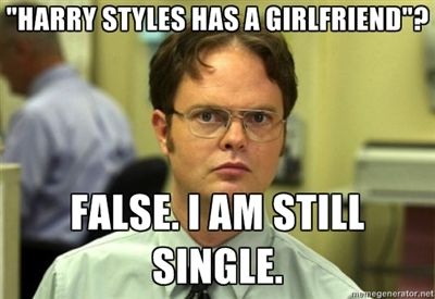 the office Harry Styles One Direction dwight schrute false 1d meme false meme dwight meme