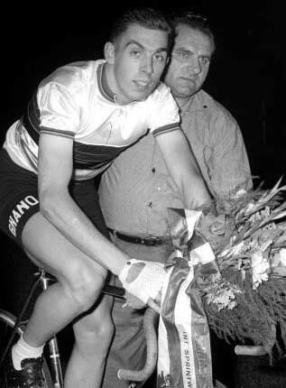 Patrick Sercu 6 day cycling wizard
