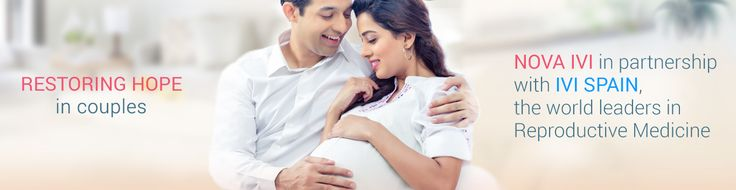 Nova IVI Fertility is India's leading chain of fertility centers and has a vision to be the best-in-class in the field of infertility treatments