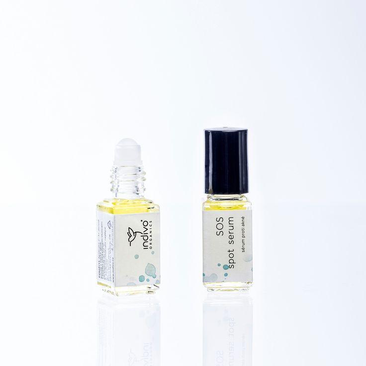 Organic SOS Spot serum.