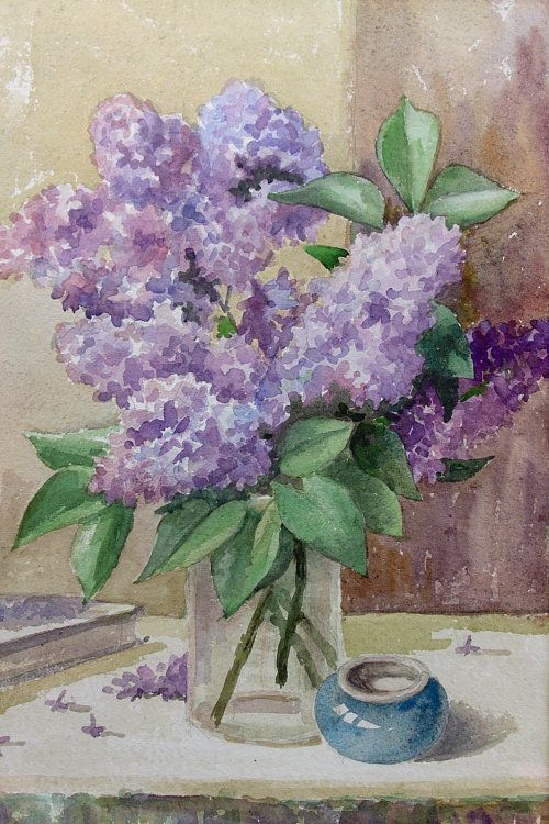 Lilacs_Watercolour_by_Liberty