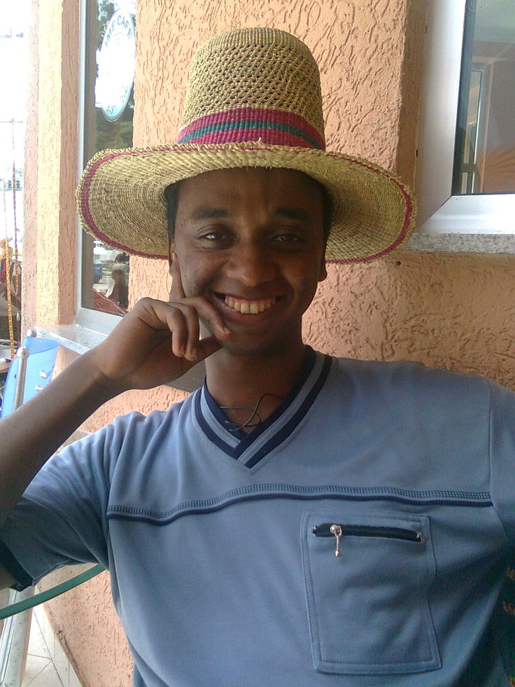 "From Ethiopia: Eyob Fitwi  ""I liked the idea of helping give a deeper understanding of a country. I also wanted to participate and contribute towards something worthwhile, and I felt that this was a good enough reason. And lastly, it didn't overload my work :)"
