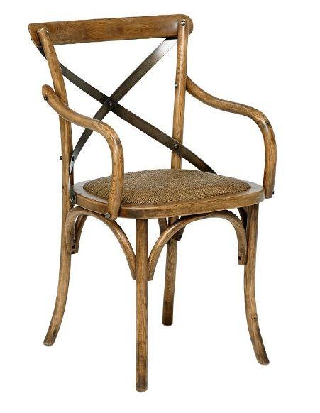 Vintage 5K karmstol från Falsterbo hos ConfidentLiving.se