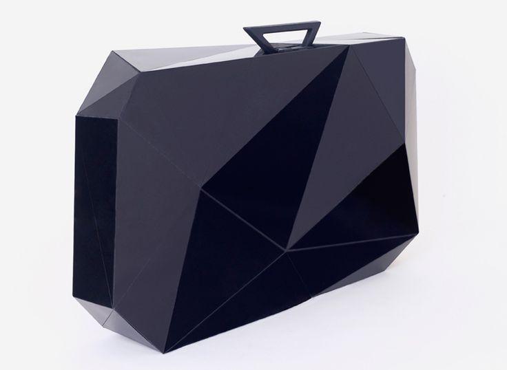 naoki kawamoto: orishiki suitcase