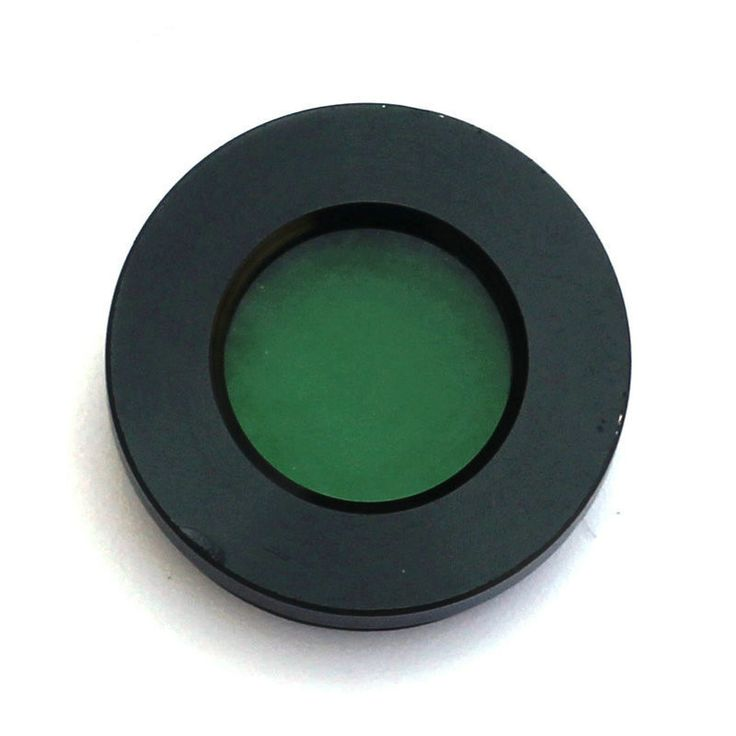 Optical Filters lens Astronomical telescope accessories nebula green lens filter  0.965 inches  24.5mm