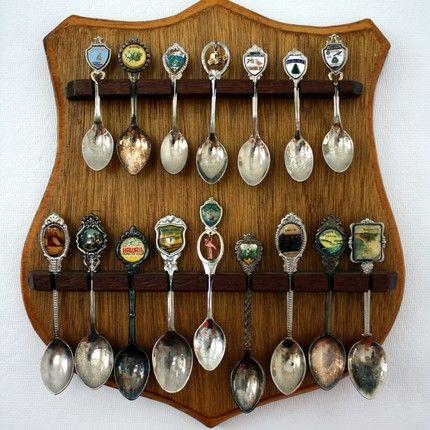 Tommy Kane's Art Blog: Souvenir Spoons