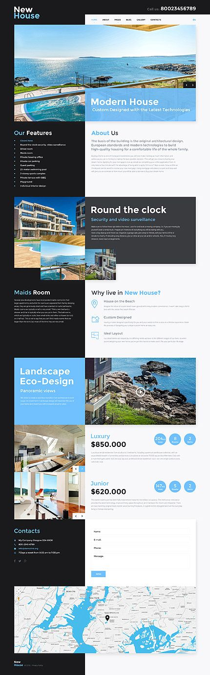 Real Estate Template%0A    Premium Website Templates    Browse web templates designed and developed by  experts u           Premium Features    Responsive
