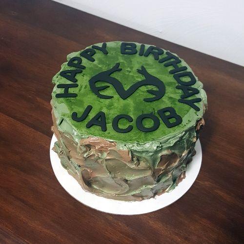Custom Birthday Cakes Roanoke Va