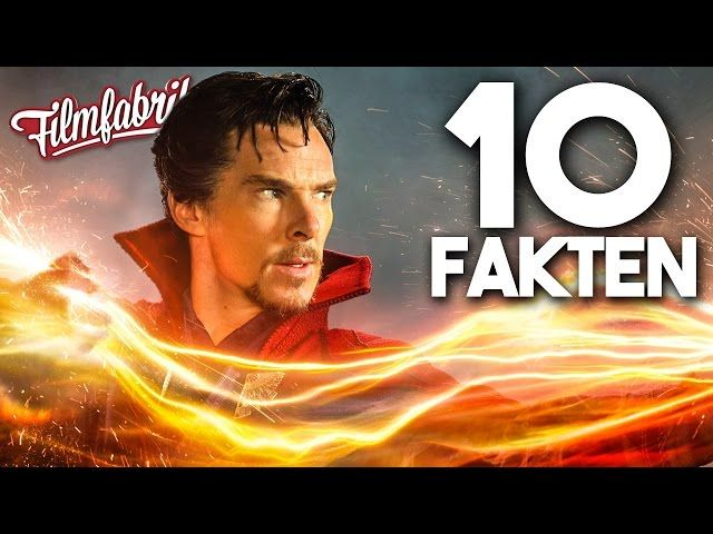 10 Fakten Zu DOCTOR STRANGE - Video --> http://www.comics2film.com/10-fakten-zu-doctor-strange/  #DoctorStrange