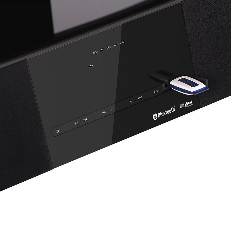 Fitueyes home threatre system with soundbar Bluetooth speakers for up to 50 Inch LED LCD Plasma TV SS212501GB
