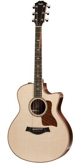 Taylor Guitars/テイラーギターズWebサイト