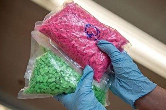 Полиция Австралии изъяла больше тонны экстази (MDMA)