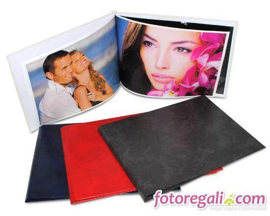 Crea un prezioso fotolibro con copertina rigida in pelle. Il suo interno potrà essere stampato con i tuoi ricordi più emozionanti.  http://www.fotoregali.com/fotolibro-con-copertina-rigida.aspx