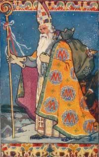 St. Nicholas in Poland
