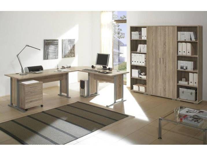 Cantus Komplett Buro Juno Braun Holznachbildung Home Home