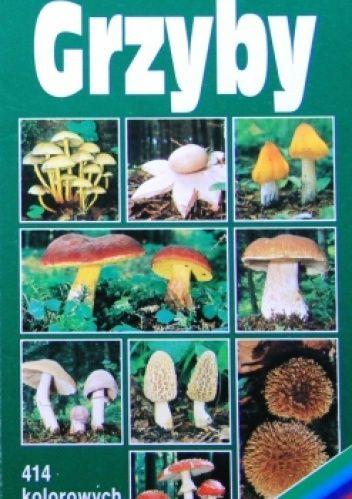 Okładka książki Grzyby. Przewodnik do poznawania i oznaczania grzybów Europy Środkowej