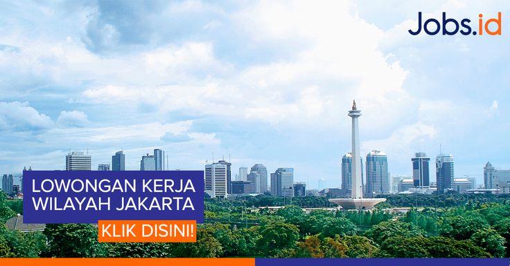 #lowonganpekerjaan urgent di Jakarta. Daftar sekarang!