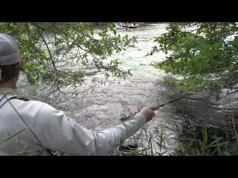 Simms Fly Fishing Videos: Dry Fly Fly Fishing for Trout with Stoneflies and Salmonflies