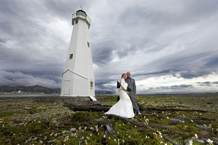 The historic Nelson Lighthouse is the second oldest in the country, and this iconic landmark is now open for weddings.  With widespread views of the natural boulder bank, the mountains and see, this is a breathtaking location for a wedding.  New Zealand wedding packages can take you there on their yacht, providing food and drinks before disembarking for a personal ceremony in the lighthouse.   ohsotiand symbolic wedding,