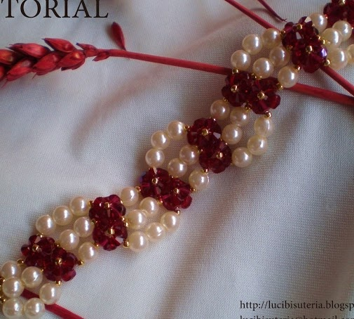 Tutorial Zig-Zag BraceletJewelry Tutorials, Beads Bracelets, Lucy Bisuteria, Tutorials Pulseras, Jewelry Creations, Jewellery Tutorials, Diy Jewelry, Diy Bracelets, Beads Jewelry