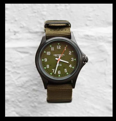 #carhartt #military #watch