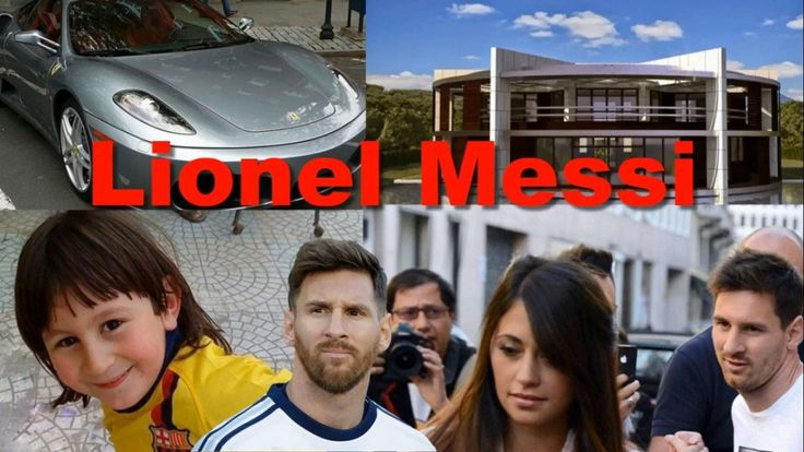 Lionel Messi Net Worth||Biography||Cars||Houses And Wife||Lionel Messi 2017||Pets Lionel Messi Net Worth||Biography||Cars||Houses And Wife||Lionel Messi 2017||Pets Lionel Mess's Net Worth life story Biography Childhood Parents Wife Child House Cars Income Family tattoo beard Pets awards 2016 HD. Subscribe to the channel: http://goo.gl/9cj5Py  Website  http://goo.gl/97eE8Z  Blogger Page  http://goo.gl/bjpRbw  Facebook Page  http://goo.gl/PPFAEG  Pinterest  http://goo.gl/9mU3KV…