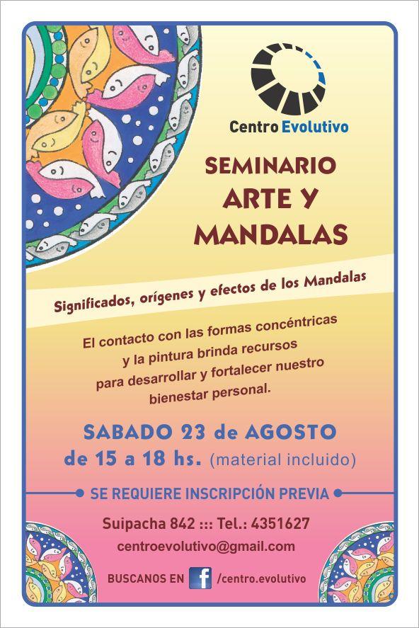 Seminario Arte y Mandalas
