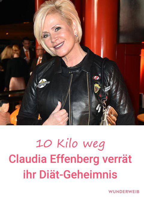 So hat Claudia Effenberg 10 Kilo abgenommen.