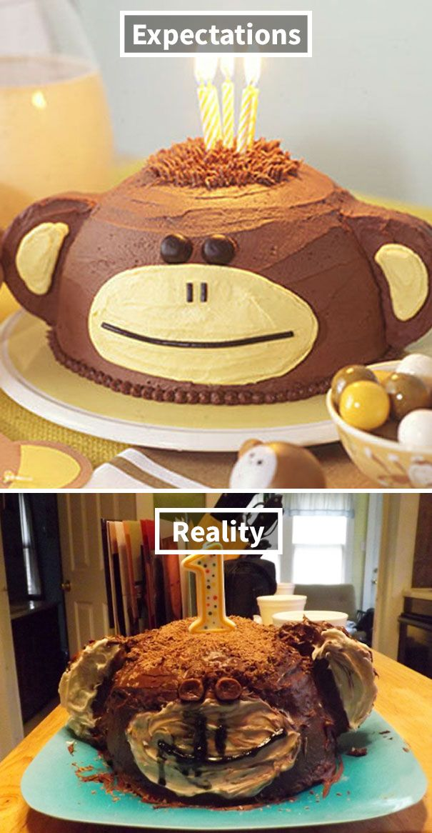 20 ultimate kitchen fails and other Pinterest cooking fails