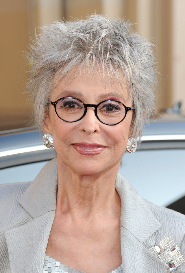 Rita Moreno...graceful aging...just lovely