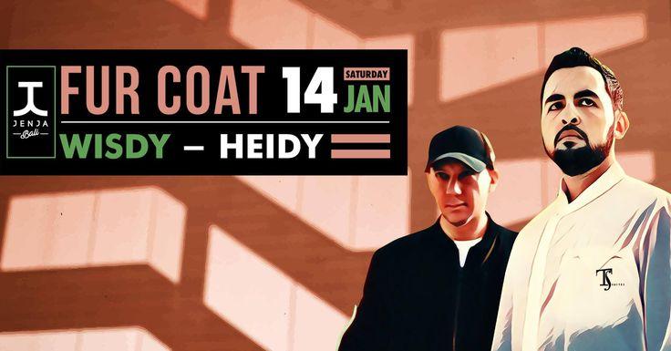 Jenja Weekenders X Fur Coat > Bali Event Calendar