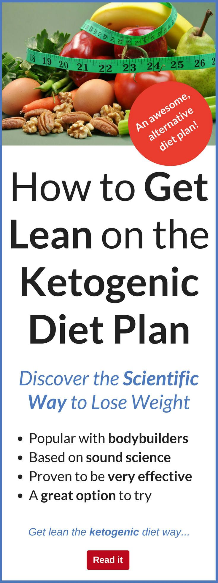 Losing body fat while keeping muscle is a challenging endeavour. There are lots of diets out there that will definitely help you lose fat, but sometimes your hard-earned lean mass is lost along with body fat. The ketogenic diet plan is different from a lot of diets on the market. Read on to learn how to get lean with the ketogenic diet plan.