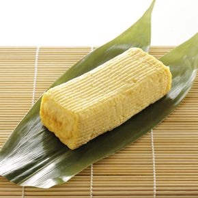 京都・錦市場「三木鶏卵」 だし巻き 関東もんのわたしに、出汁の存在を教えてくれた品。