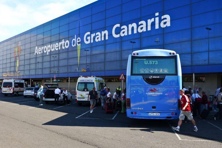 Terrorverdächtige Libanesen mit einer Millionen Euro am Flughafen von Gran Canaria festgenommen