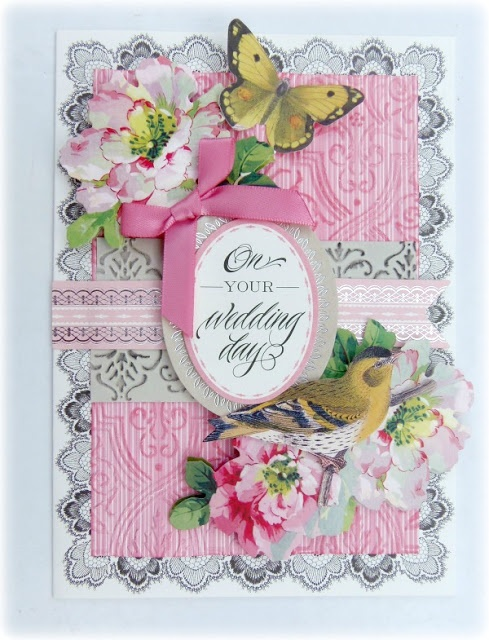Qvc Card Making Ideas Part - 25: My Pieces Of Time: Anna Griffin
