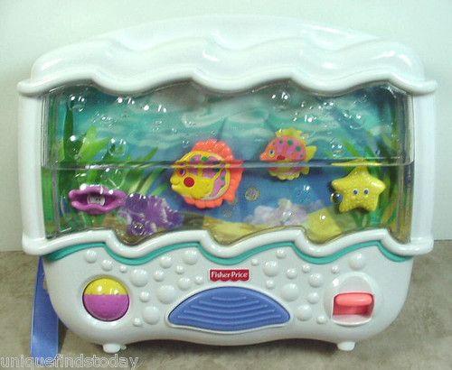 fisher price aquarium bath tub instructions