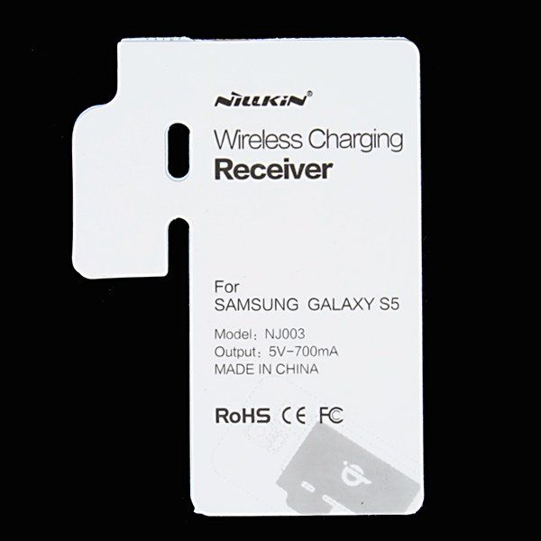 Nillkin Qi Wireless Charging Receiver For Samsung GALAXY S5 G900
