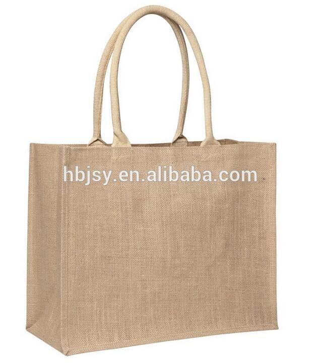 Check out this product on Alibaba.com App:Jute Hessian Large shopping Bag Padded surf Handle Bag For Life Waterproof Lined hemp tote Shopping bag https://m.alibaba.com/z2EZvy