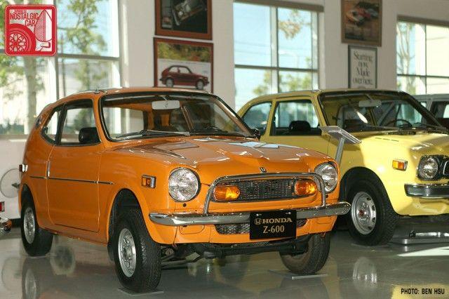1971 Honda Z600