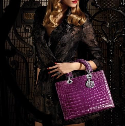 Crocodile Lady Dior Bag - Can I have this for Valentines Day?