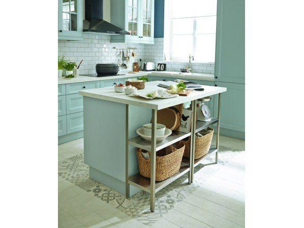 71 best Cuisine / Kitchen images on Pinterest Baking center - comment monter une cuisine brico depot