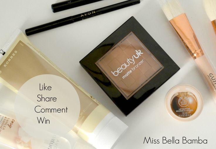 Διαγωνισμός Miss Bella Bamba blogspot με δώρο προϊόντα Ομορφιάς από διάφορες εταιρίες - https://www.saveandwin.gr/diagonismoi-sw/diagonismos-miss-bella-bamba-blogspot-me-doro-proionta-omorfias-apo/
