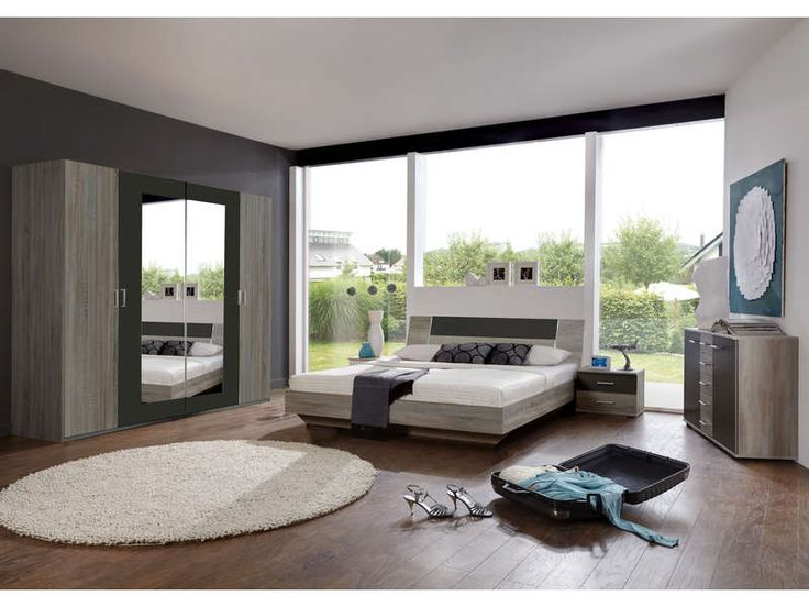 Chambre adulte complete pas cher awesome charmant chambre for Prix chambre complete adulte