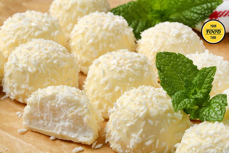 Checkout the best easy white chocolate and coconut truffles recipe on the net! Once you try this amazing dessert, you will ask for more!