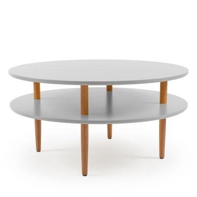Ray rundt sofabord, grå i gruppen Møbler / Bord / Sofabord hos ROOM21.no (123589)