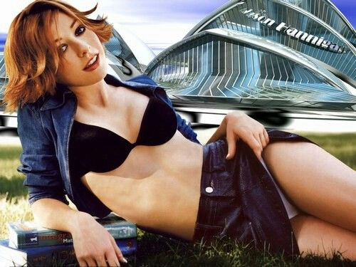 alyson hannigan and she she on pinterest