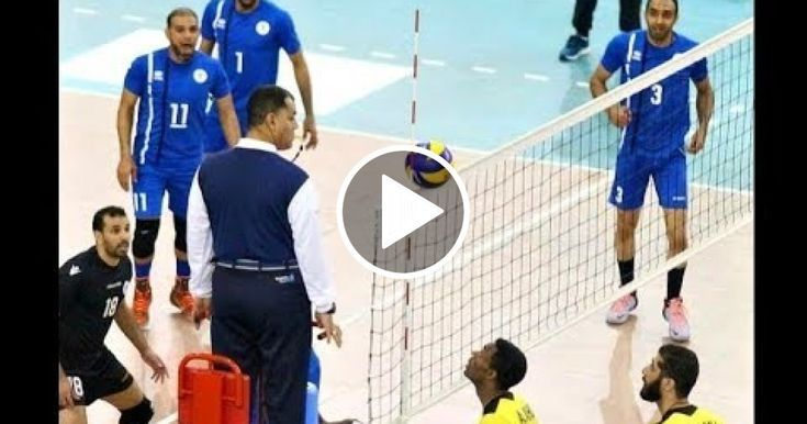 Top 20 Funniest Moments In Volleyball History Hd Sportreport Volleyball History History Hd Top 20 Funniest