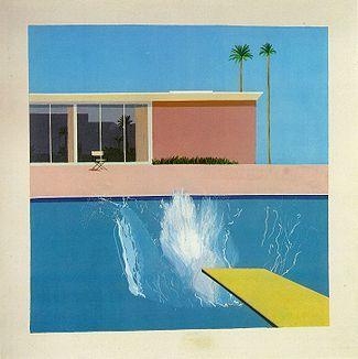 Hockney, A Bigger Splash - David Hockney - Wikipedia, the free encyclopedia