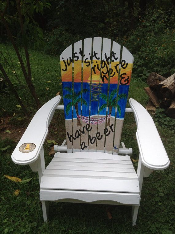 best Adirondack Chairs  on Pinterest